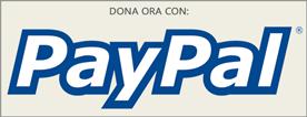 paypal donazione